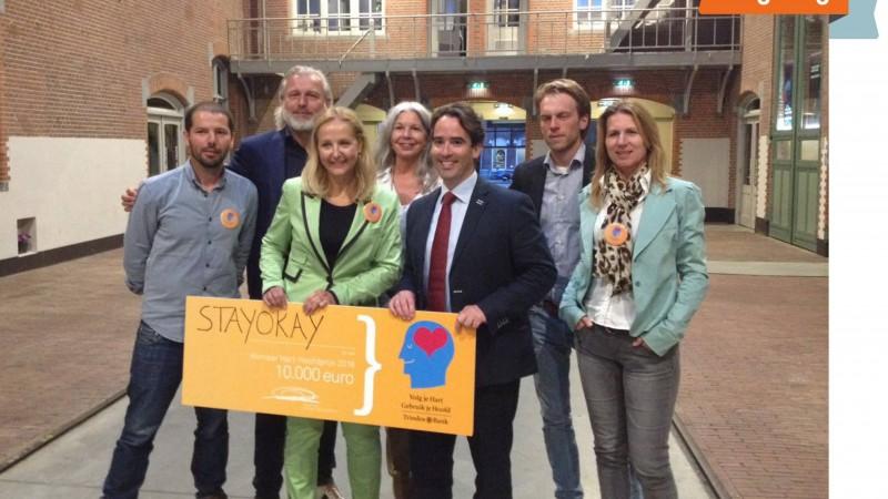 Stayokay wint Hart Hoofdprijs 2016 Triodos